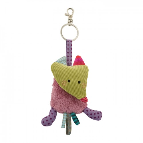 Les Jolis Wolf Key ring