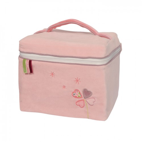 Myrtille et Capucine Baby Toiletries Bag 23*19cm
