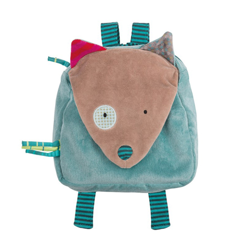 Jolis pas Beaux Wolf Backpack