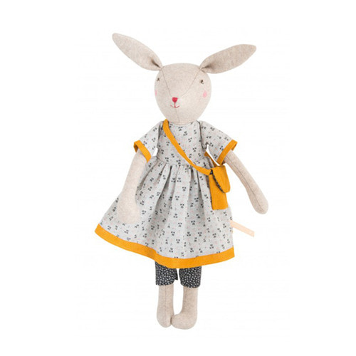 Mirabelle Famille mommy rabbit Rose